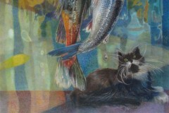 Fish-II-Watercolour-18-X-14-cm.